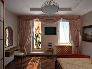 Дизайн трехкомнатных квартир