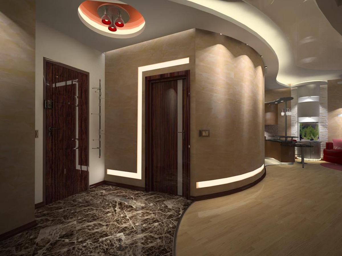 Дизайн четырехкомнатной квартиры фото