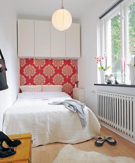 Дизайн интерьера для маленьких комнат