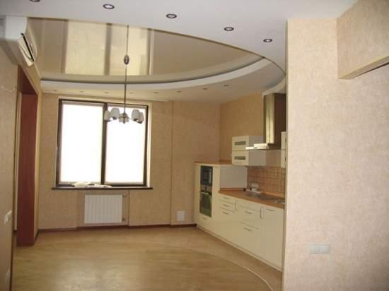 Отделка стен на кухне (48 фото): современные